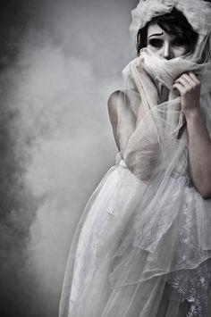 Sad little corpse bride