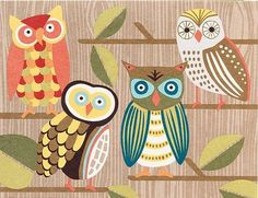 Owls Galore