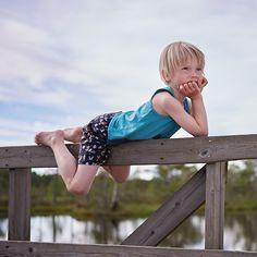 Oeuf OeufNYC SS16 Spring Jersey Tank Top Kidswear Kids baby clothes clothing girls boys swimwear fashion