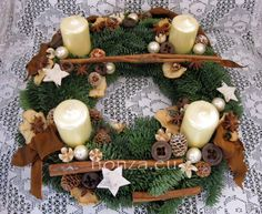 Xmas, Christmas, Advent, Diy And Crafts, Glamour, Table Decorations, Google, Crowns, Navidad