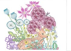 Tangle Wood: A Captivating Colouring Book with Hidden Jewels: Jessica Palmer: AWESOME COLORING BOOK!! FUN FUN FUN!! By rachelsmess on Sep 19, 2015