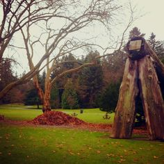 Lumberman's Arch, Vancouver BC