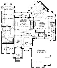 House Plans Floor Plans And Floors On Pinterest