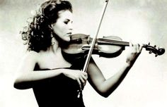 MUSIClassical PERFORMERS index: Anne-Sophie Mutter