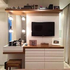 Resultado de imagem para quartos super pequenos de casal