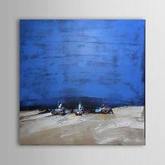 Peint à la main peinture à l'huile abstraite 1305-AB0551 – EUR € 60.16