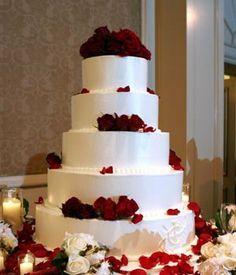 Swan Garden Banquet Room & Solarium Wedding Cakes Photos on WeddingWire