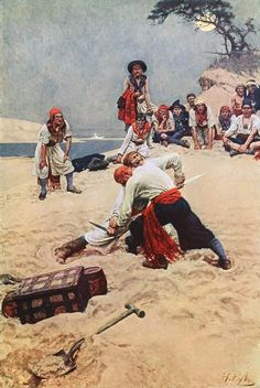Most depictions of pirates in contemporary popular culture are based on the actions of pirates who operated during the golden age of piracy, which lasted f