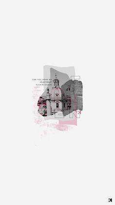 Halsey Hopeless Fountain Kingdom Lyrics by KAESPO Design