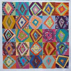Friends and Fabric Bee blocks | layout subject to change onc… | Flickr