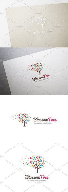 Logo Description: Very stylish, clean and modern logo template. This logo is fully vector graphic. This logo template can be used in tree related subjects. Wind Logo, Tree Logos, Font Names, Blossom Trees, Modern Logo, Almonds, Logo Templates, Presentation, Ink