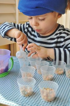 great Montessori DIY blog ...