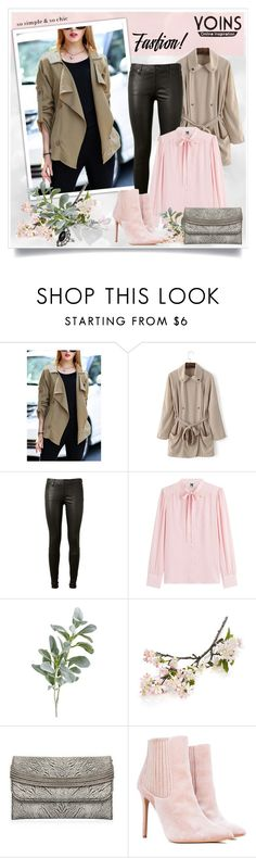 """""""Yoins191"""" by sneky ❤ liked on Polyvore featuring AG Adriano Goldschmied, M Missoni, Pier 1 Imports and Crate and Barrel"""