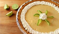 Amazingly easy key lime pie from The Six O'Clock Scramble on PBS Parents Kitchen Explorers
