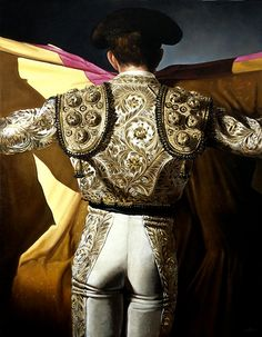 Christian Gaillard   'Torero' series