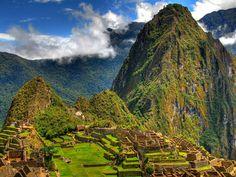 Machu Picchu  - Fotografo - STAMPA SU TELA € 18,15