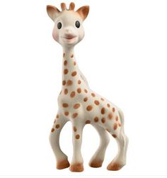 The fascinating story of Sophie the Giraffe - the no. 1 best selling children's product on Amazon and deemed necessity for mothers with teething children.
