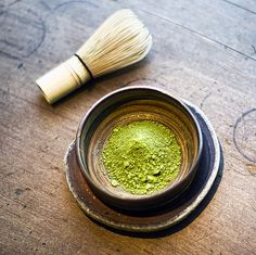 Holding a Matcha bowl (chawan) in your hands and and raising it to your lips to sip a small portion of emerald green Matcha tea is a true delight.