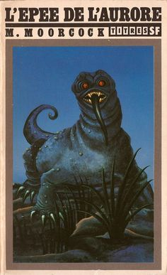 Jean-Michel Nicollet #Monsters #BookCovers