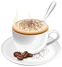 Cup of Coffee PNG Clipart