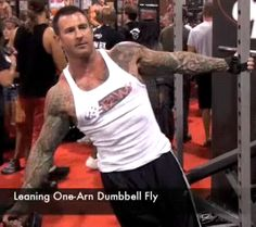 Exclusive WorkoutTrainer.com Article - 3 Ways to Shoulders Workout: Pulled From The Doc Himself, Jim Stoppani PhD