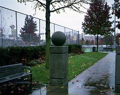 Jeff Wall | Conctrete Ball | 2002