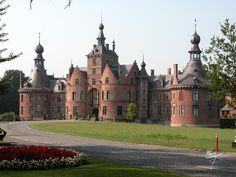 Castle of Beersel, Flanders