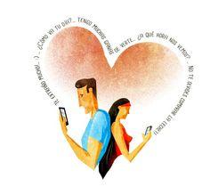 Wattsapp of love para El Mercurio