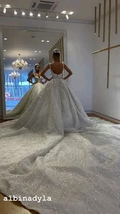 Fancy Wedding Dresses, Hijab Wedding Dresses, Amazing Wedding Dress, Bridal Dresses, Wedding Gowns, Girls Dresses, Princess Wedding, Couture Dresses, The Dress