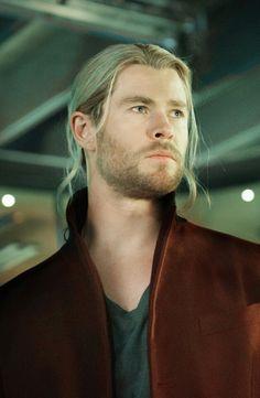 Chris Hemsworth, thor, avengers, age of ultron, 2010s, 2015, comics, comic books, comic book movies, marvel comics