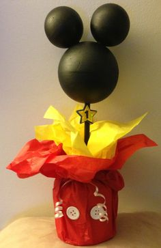 Mickey Mouse DIY decorations