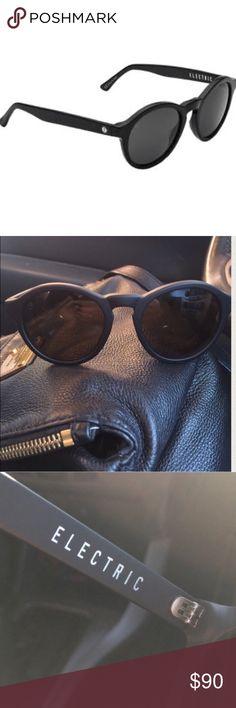 """Electric """"reprise"""" black polarized sunglasses Sunglasses are in perfect condition, worn 2x. electric Accessories Sunglasses"""