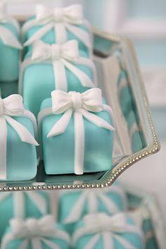 Tiffany's petite cakes