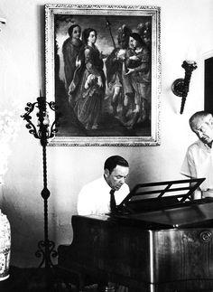 Frank Sinatra  everyday_i_show: photos by Terry O'Neill