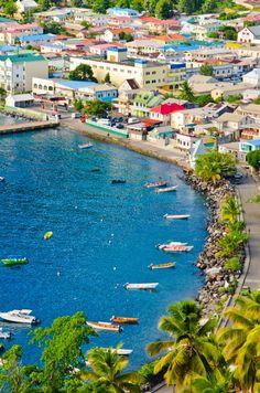 Anse La Raye, St. Lucia. Looks so pretty @Alison Hobbs Hobbs Hobbs Hobbs Hobbs Kuebler