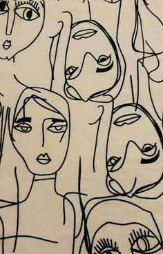 """La juventud es feliz porque tiene la capacidad de ver la belleza. Cualquiera que conserve la capacidad de ver la belle... Art Sketches, Art Drawings, Images Esthétiques, Illustration Art, Illustrations, Funky Art, Psychedelic Art, Pics Art, Art Plastique"