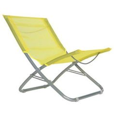 Cool things to bring to the beach: Sol Lite Folding Beach Chair from Target