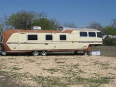 5th Wheels - Vintage Airstream
