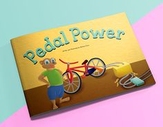 "Check out new work on my @Behance portfolio: ""Pedal Power Children's Book"" http://be.net/gallery/37501025/Pedal-Power-Childrens-Book"