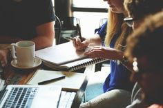 How To Feel Happier At Work With 5 Weird Tips That Are Totally Doable - foster closer relationships with your co workers   http://www.ccrola.com/