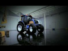 Hydrogen Fuel Cell Tractors: New Holland's Innovation for Zero Emissions Farming