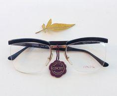 montatura hipster da uomo Vintage / occhiali firmati di Skomoroki