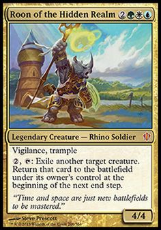 Magic the Gathering: Roon of the Hidden Realm