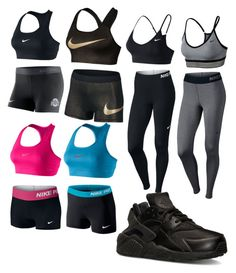 """""""Shadow hunter training"""" by gemma-mawdsley ❤ liked on Polyvore featuring NIKE"""