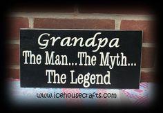 Grandpa..The Man,