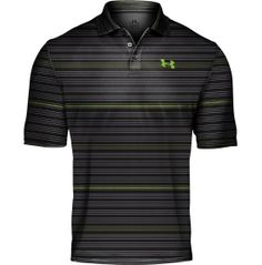 Under Armour Men's Performance Stripe Golf Polo - Dick's Sporting Goods