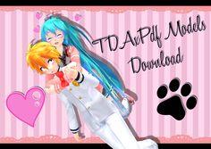 This is Love ^/////^ Vocaloid Len X Miku