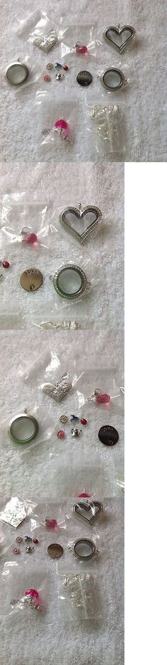 Mixed Items and Lots 10970: Origami Owl Jewelry Lot 3 Lockets Bracelet Dangles Plate And More Pretty Lot -> BUY IT NOW ONLY: $83 on eBay!