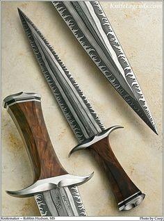 Keir's trusty knife/dagger