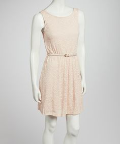 Take a look at this Rose Floral Sleeveless Dress by Hello Miss on #zulily today! $26.99, regular 64.00